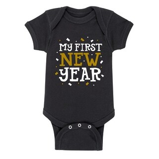 My First New Year - First New Year Infantone Piece