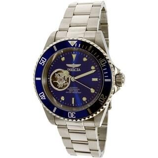 Invicta Men's Pro Diver 20434 Silver Stainless-Steel Quartz Dress Watch