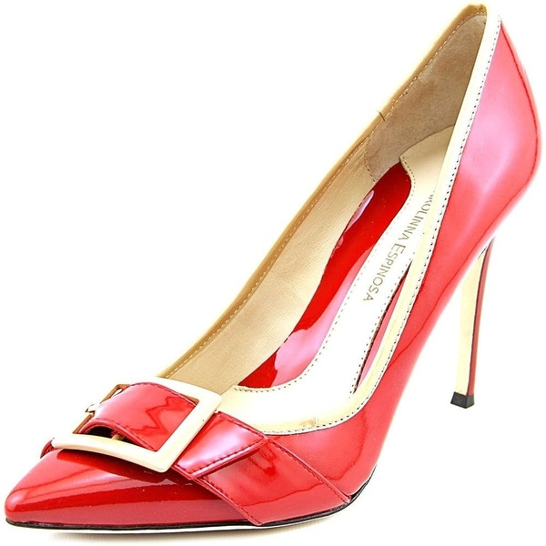 Carolinna Espinosa Womens Saunderson Pointed Toe Classic Pumps - 6