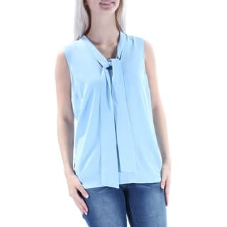 72707d095048c Michael Kors Womens Tunic Top Printed V-Neck. 2-Day Delivery