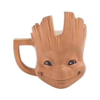 Marvel GOTG Little Groot 20 oz. Sculpted Ceramic Mug