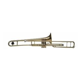 Link to Stagg Bb 3 piston Valve Trombone with ABS case - WS-TB285 Similar Items in Brass Instruments