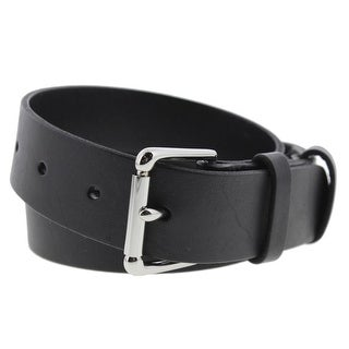 Polo Ralph Lauren Mens Leather Buckle Casual Belt