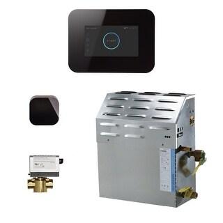 Mr Steam S2C1AI3 iSteam Steam Shower Package with 240V Steam Generator (Option: White)