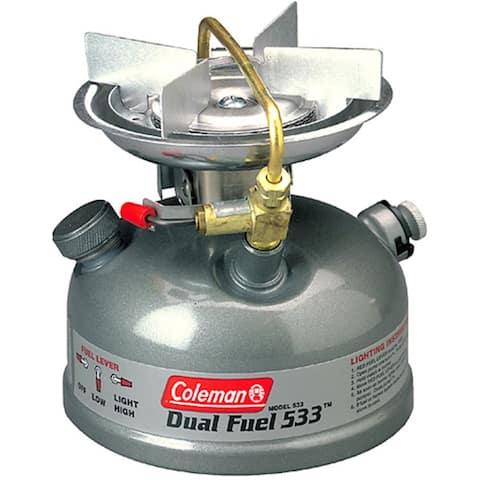 Coleman sportster ii dual fuel 1 burner stove