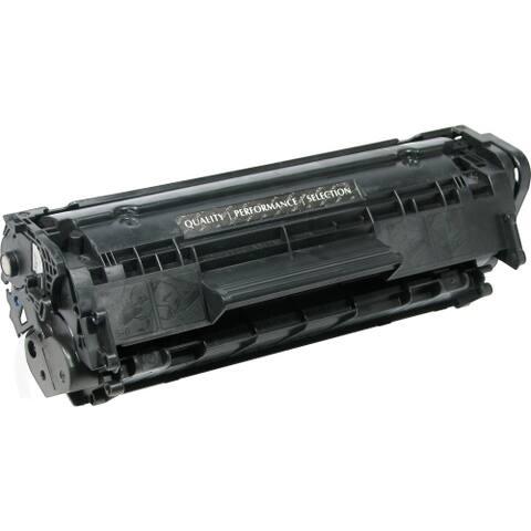 V7 V712AG V7 Black Toner Cartridge for HP LaserJet 1010 - Laser - 2000 Page