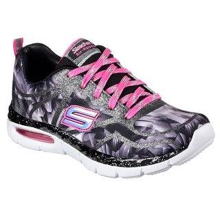 Skechers 81706L BKWP Girl's AIR APPEAL - GLITZTASTIC Sneaker