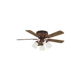 Canarm MALIBU Malibu 3 Light 5 Blade Hugger Ceiling Fan