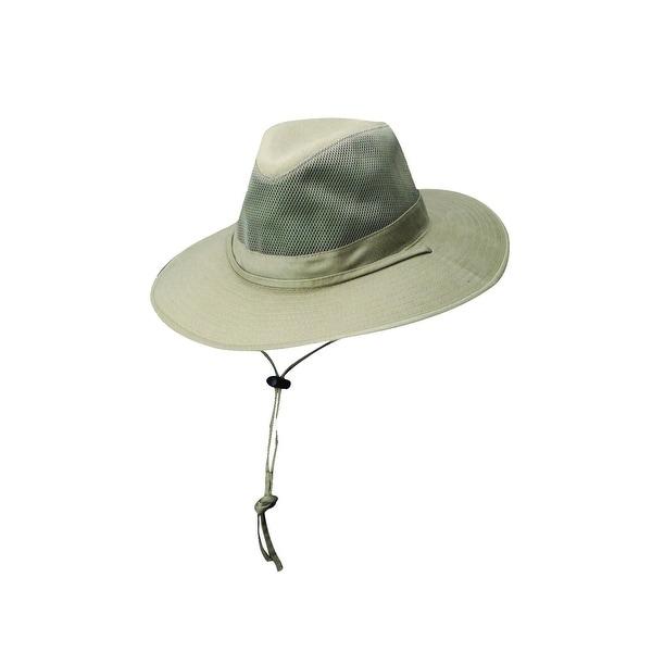 93b4331efe9 Shop DPC Outdoor Design Solarweave SPF 50+ Safari Hat - Free ...