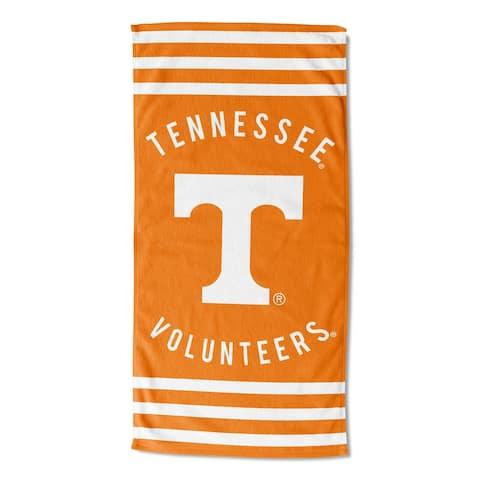 COL 720 Tennessee Stripes Beach Towel - 30x60