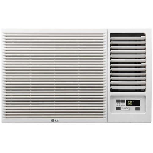 LG LW8016HR 7500 BTU Heat/Cool Window Air Conditioner