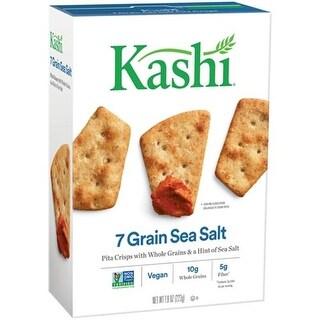 Kashi - 7 Grain Sea Salt Pita Crisp ( 12 - 7.9 OZ)