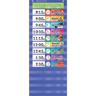 Daily Schedule Pocket Chart Gr K-5