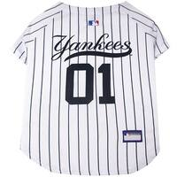 MLB New York Yankees Pet Jersey