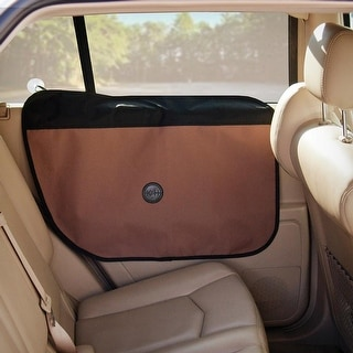 "K&H Pet Products Vehicle Door Protector Tan 19"" x 27"""