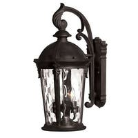 """Hinkley Lighting 1898-LED 20.75"""" Height LED Outdoor Lantern Wall Sconce from the Windsor Collection"""