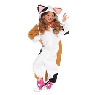 Kids Cozy Cat Costume