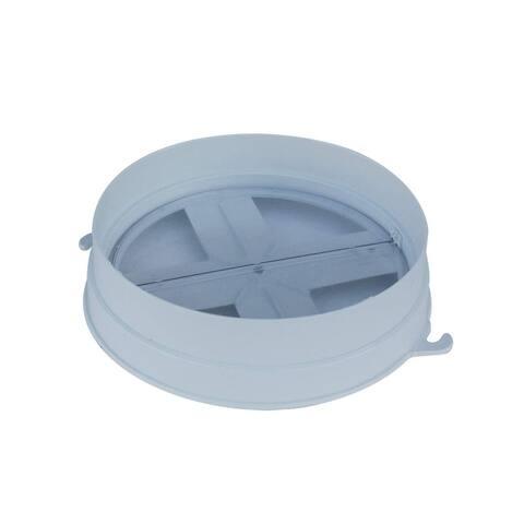 "Windster WS-48CFMR 7"" to 6"" Tapered Duct CFM Reducer for Windster WS-48 Series Under Cabinet Range Hoods - N/A - N/A"