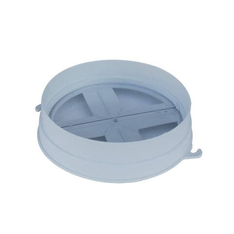 """Windster WS-63TBCFMR 7"""" to 6"""" Tapered Duct CFM Reducer for WS-63TB Series Range Hoods - N/A - N/A"""