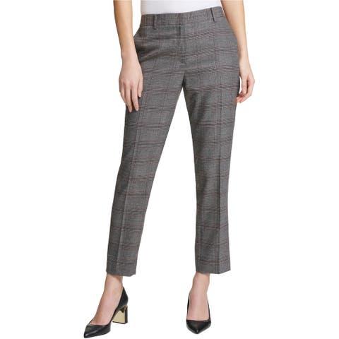 Dkny Womens V Casual Trouser Pants