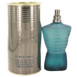 JEAN PAUL GAULTIER by Jean Paul Gaultier Eau De Toilette Spray 6.8 oz - Men