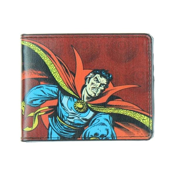 Marvel Doctor Strange Bi-Fold Wallet - One Size Fits most