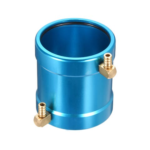 RC Model Motor Water Cooling Jacket Parts 40mm Blue for for 36-Series RC Motor - 40mm Blue