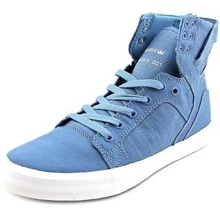 Supra Skytop D Round Toe Canvas Skate Shoe