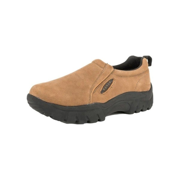 Roper Casual Shoes Mens Sport Slip On Brown