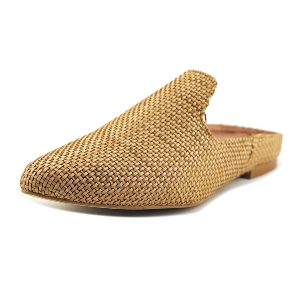 MTNG Mandy Pointed Toe Synthetic Loafer