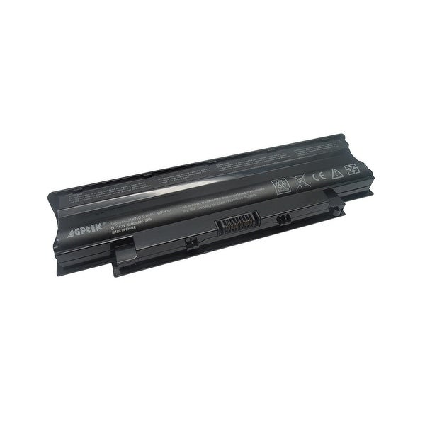 9cell Laptop Battery for Inspiron N4010 Series 312-0233 04YRJH 451-11510 6600mah Black