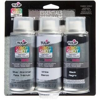 Tulip Colorshot Instant Fabric Color Spray 3/Pkg-Essentials