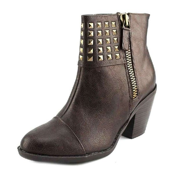 Rialto Womens Mae Closed Toe Ankle Fashion Boots