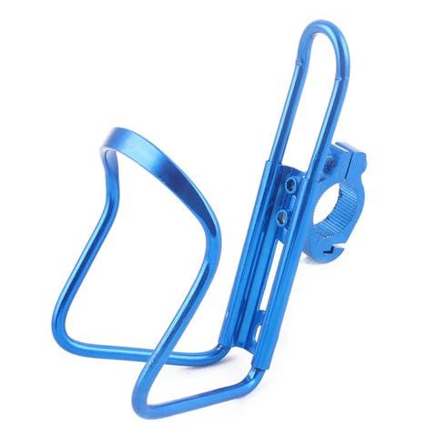Father s Day Gift l Metal Lightweight Cycle Bicycle Bike Water Bottle Holder Cage Bracket Blue