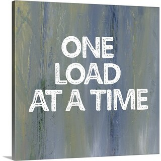 """Laundry III"" Canvas Wall Art"