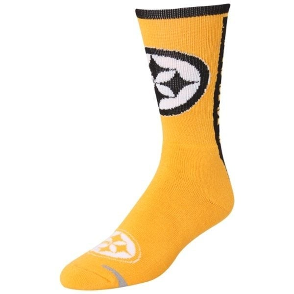 Pittsburgh Steelers Jump Key ll Socks