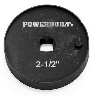 "Powerbuilt® 2 1/2"" Rear Disc Brake Caliper Tool - 940400"