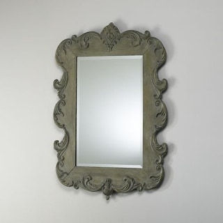 "Cyan Design 1968 35"" Vintage French Mirror"