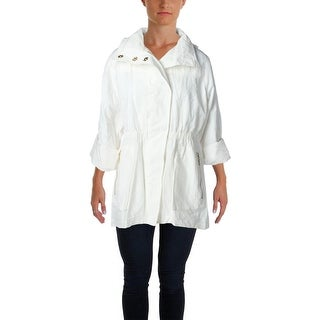 Fillmore Womens Hooded Water Repellent Anorak Jacket