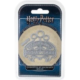 Harry Potter Die-Quidditch At Hogwarts