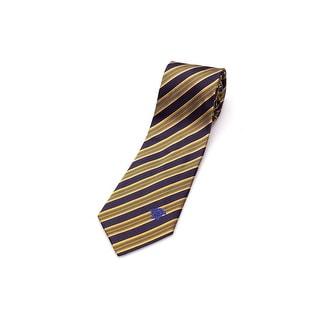 Versace Collection Men Slim Silk Neck Tie CR8LSEB0894 0003 Navy Blue Yellow