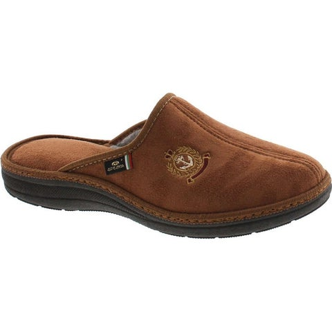 Sc Home Collection Men's 18917 Sailor Comfort Closed Toe House Slippers Made In Europe Great Gift