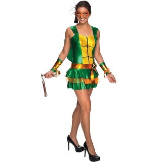 Rubies Michelangelo Dress Adult Costume - Green