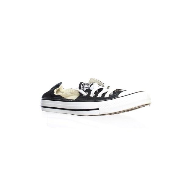 Star Black Skateboarding Shoes Size