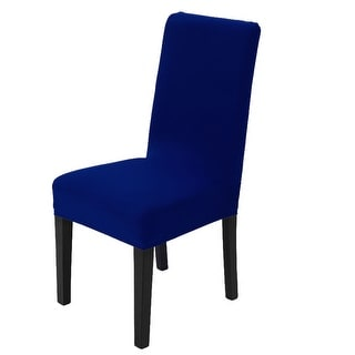 Blue Chair Covers U0026 Slipcovers   Shop The Best Deals For Oct 2017    Overstock.com