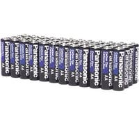 100 Pack Wholesale Lot Panasonic Super Heavy Duty AA Batteries