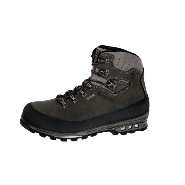 Boreal Climbing Boots Mens Lightweight Zanskar Gris Gray