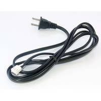 NEW OEM Denon Power Cord Cable Originally Shipped With: AVR1507, AVR-1507