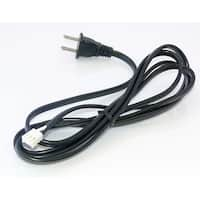 NEW OEM Denon Power Cord Cable Originally Shipped With: AVR1610, AVR-1610