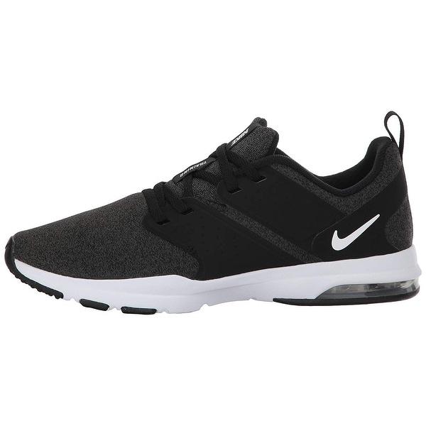 Air Bella Trainer Sneaker, Black